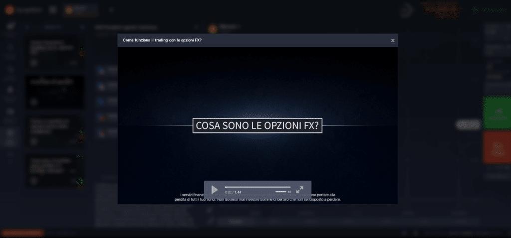 iq option video tutorial